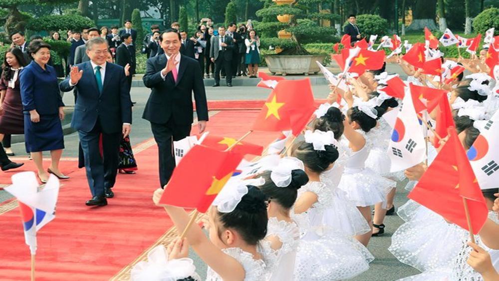 Hàn Quốc lập cơ quan tham vấn cho các dự án tại Việt Nam